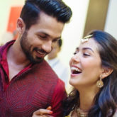 Mira Kapoor shares a heartwarming candid picture with Shahid Kapoor on their 5th wedding anniversary