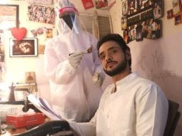 PICTURES Adnan Khan resumes shooting for Ishq Subhan Allah