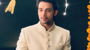 Parth Samthaan gets his hands on his childhood picture and it's too cute to miss!