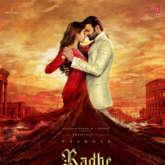 Prabhas and Pooja Hegde's film titled Radhe Shyam, first look reveals their intense romance