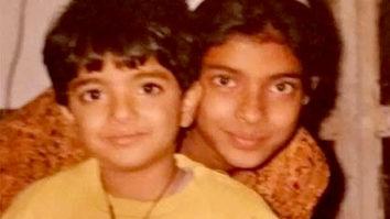 Priyanka Chopra Jonas wishes brother Siddharth Chopra on his birthday with their childhood picture