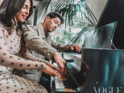 Priyanka Chopra learning to play piano from Nick Jonas as they share their quarantine life in August issue of British Vogue