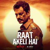 First Look Of Raat Akeli Hai