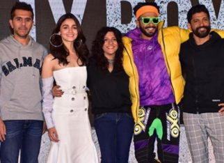 Ranveer Singh and Alia Bhatt starrer Gully Boy to be screened at the Busan International Film Festival