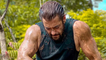 """Respect to all the farmers"" – says Salman Khan as he is seen soaked in mud at his Panvel farm"