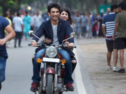 Sanjana Sanghi shares another still with Sushant Singh Rajput, can't believe it's been a week since Dil Bechara released