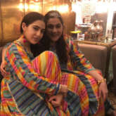 Sara Ali Khan and Amrita Singh are twinning and winning on their day out