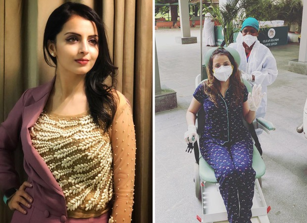 Shrenu Parikh gets discharged from the hospital, will continue to quarantine at home