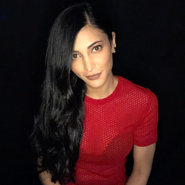 """Shruti Haasan celebrates 11 years in the Indian film industry - """"I feel really blessed to be here and to be working"""""""