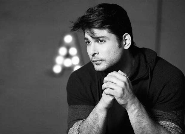 Sidharth Shukla shares a still from his upcoming music video; looks dashing in all-black
