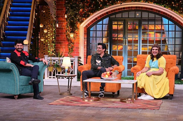 Sonu Sood shoots for The Kapil Sharma Show, first trailer brings back the cast