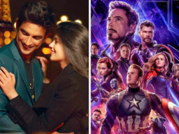 Sushant Singh Rajput starrer Dil Bechara trailer surpasses Avengers Endgame; becomes the Most Liked Trailer in less than 24 hours