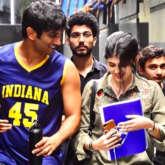 Sushant Singh Rajput's Dil Bechara co-star Sanjana Sanghi shares unseen moments