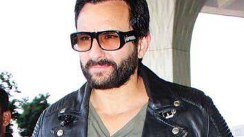 Saif Ali Khan reacts to backlash on Karan Johar and Kangana Ranaut's 'flag bearer of nepotism comment'