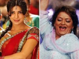 """She'll always be an institution that defined an era of dancing,"" writes Priyanka Chopra remembering Saroj Khan"