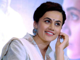 Taapsee Pannu gets back to work amid pandemic