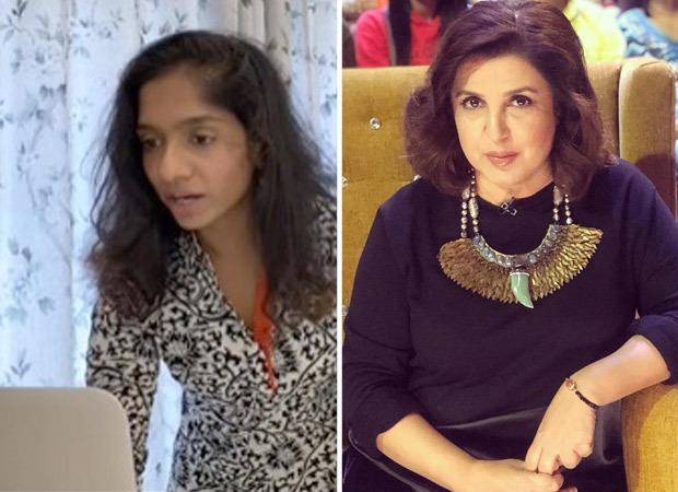 Jamie Lever mimics Farah Khan and gives a glimpse into her lockdown routine