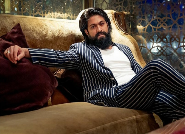 """""""KGF 2 will be five-folds of KGF 1,"""" says superstar Yash on the movie's upcoming sequel"""