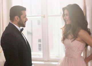 Salman Khan wishes Katrina Kaif with a dreamy still from Tiger Zinda Hai