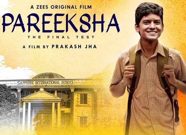 Praksha Jha's award winning film Pareekhsa-The Final test to premier on ZEE5 on August 6