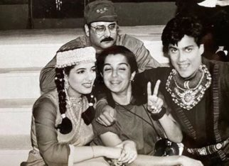 Farah Khan shares an old picture from the sets of Uff! Ye Mohabbat to embarrass Twinkle Khanna and Abhishek Kapoor