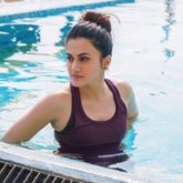 Taapsee Pannu on why she was scared to learn to swim for the longest time