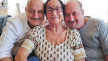 Anupam Kher's mother and other family members get discharged, to be quarantined at home