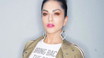 Sunny Leone is back to her 'boring' home workout routine after gyms shut in LA again