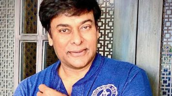 Chiranjeevi is in a makeover mood as he sports a clean shave look