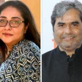 """Talvar was directed by Meghna Gulzar and is her creation,"" clarifies Vishal Bharadwaj"