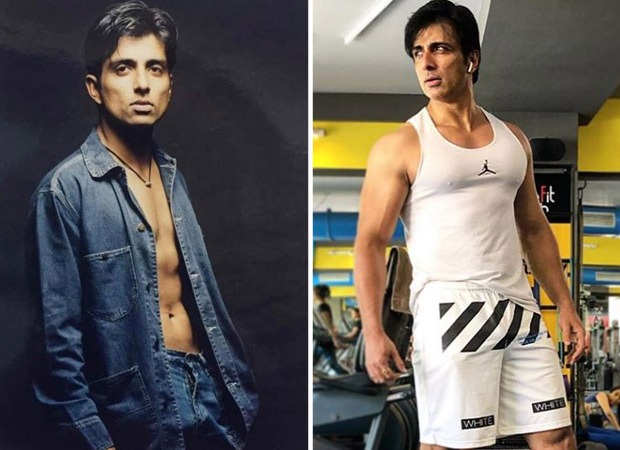 Sonu Sood shares a 23 year old picture of himself; says he dared to become an actor