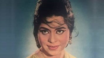 Yesteryear actress Kumkum of Naya Daur and Mother India passes away at 86
