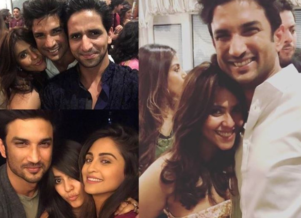 Ekta Kapoor shares happy pictures with Sushant Singh Rajput; says she will make a wish when she sees a shooting star