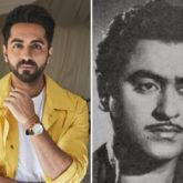 """You are the reason I try to multitask,"" writes Ayushmann Khurrana paying tribute to Kishore Kumar on Guru Purnima"