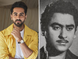 """You are the reason I try to multitask,"" writes Ayushmann Khurrana paying tribute to Kishore Kumar on Guru Purnima"