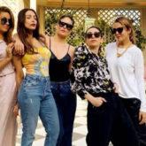 Malaika Arora shares last picture before lockdown with her girl gang including Karisma and Kareena Kapoor