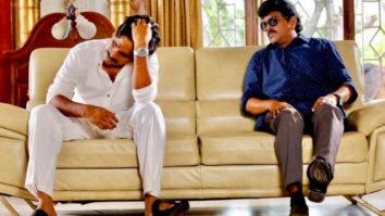 Ram Gopal Varma shares still from Powerstar featuring lookalikes of Pawan Kalyan and Chiranjeevi