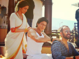 7 Years Of Chennai Express: Deepika Padukone shares unseen photos with Shah Rukh Khan and Rohit Shetty