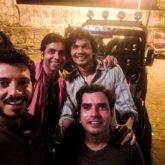 Abhishek Banerjee shares unseen photo with Divyenndu and star cast of Mirzapur