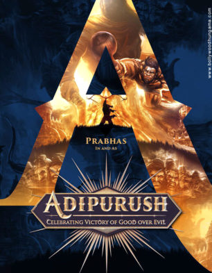 First Look Of The Movie Adipurush