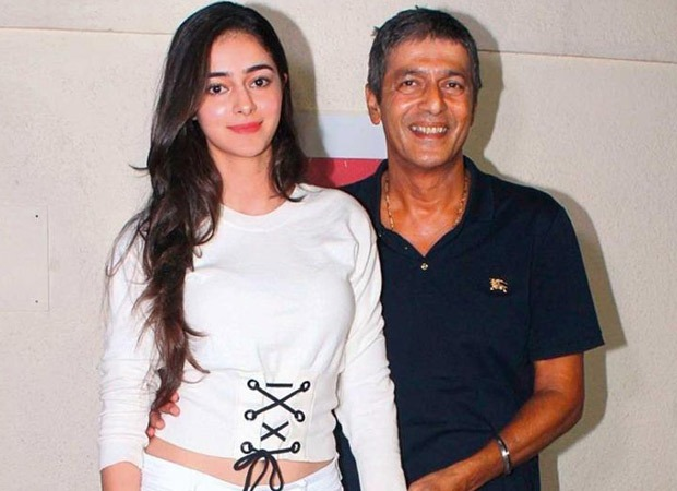 After her 'Lipstick Day' post, Ananya Pandey's father Chunky Pandey defends her
