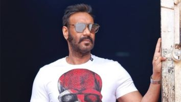 Ajay Devgn shares a glimpse of the fanart, thanks the artists for their work