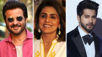 Anil Kapoor and Neetu Kapoor to play Varun Dhawan's parents in upcoming romantic comedy