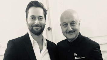 Anupam Kher shares a series of pictures on New Amsterdam star Ryan Eggold's birthday