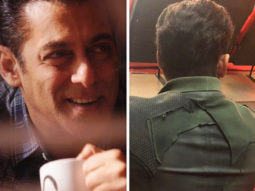 Bigg Boss 14 Salman Khan begins shoot for the reality show, his iconic pose will raise your anticipation!