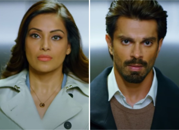 Bipasha Basu and Karan Singh Grover reunite for a psychological crime thriller Dangerous, watch the trailer