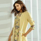 Deepika Padukone announced as the brand ambassador for ethnicwear brand Melange