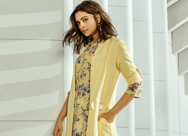 Deepika Padukone announced as the brand ambassador for ethnicwear brand Melange