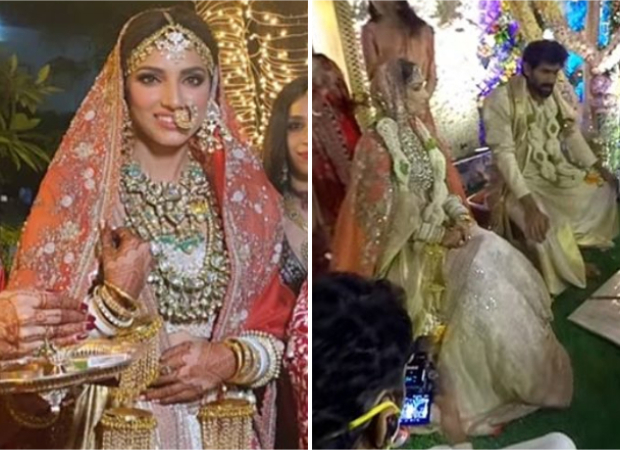 Pictures from Miheeka Bajaj and Rana Daggubati's wedding break the internet