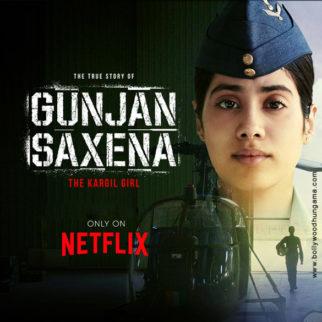 First Look Of Gunjan Saxena - The Kargil Girl